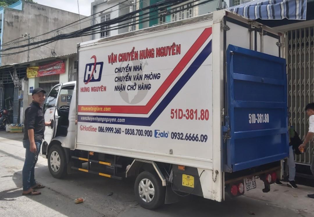 Xe tải hưng nguyên