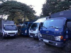xe tải chở thuê quận gò vấp